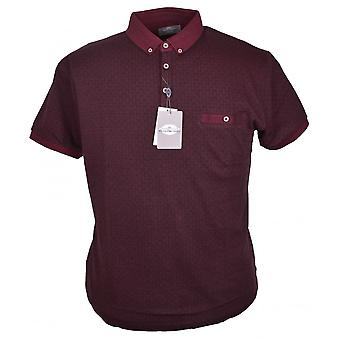 PETER GRIBBY Peter Gribby Honeycomb Polo