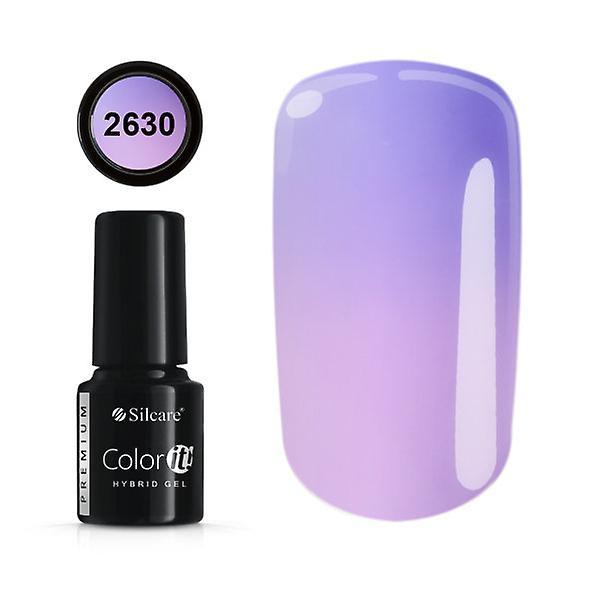 Gellack - Color IT - Premium - Thermo - *2630 UV-gel/LED