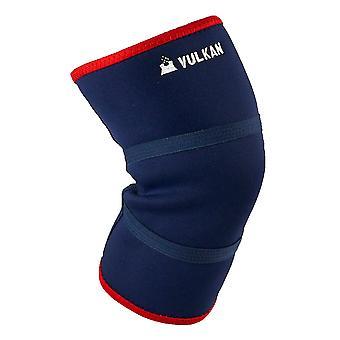 Vulkan Classic Knie Sport Verletzung Ärmel Unterstützung Blau 3mm