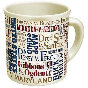 Mug - UPG - Supreme Court New Coffee Cup 1657