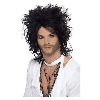 Sexo de hombres Dios peluca disfraces accesorios