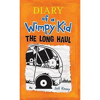 The Long Haul by Jeff Kinney - 9781410498700 Book