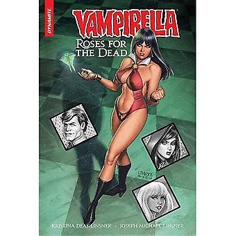 Vampirella: rozen voor de dode HC