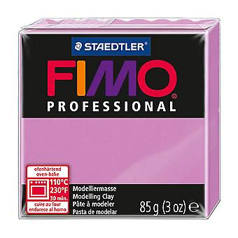 Fimo Professional Modelling Clay, Lavender, 85 g