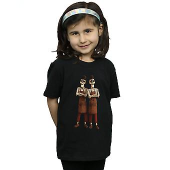 Disney Girls Coco Oscar And Felipe Twin Brothers T-Shirt