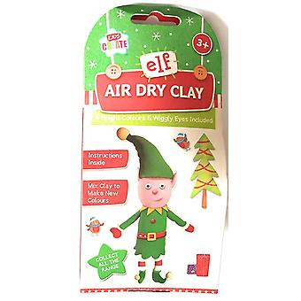Air Dry Clay Make Your Own Elf