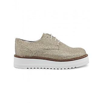 Ana Lublin - zapatos - zapatos con cordones - MIRELA_ORO - mujeres - oro, blanco - 41