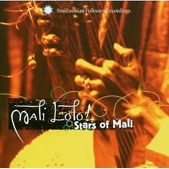 Mali Lolo! Stjernene i Mali - Mali Lolo! Stjernene i Mali [DVD] USA importere
