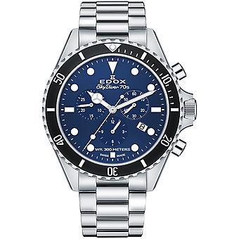 Edox 10238 3NM BUI Skydiver Men's Watch