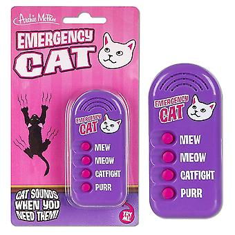 Archie McPhee Emergency Cat Button