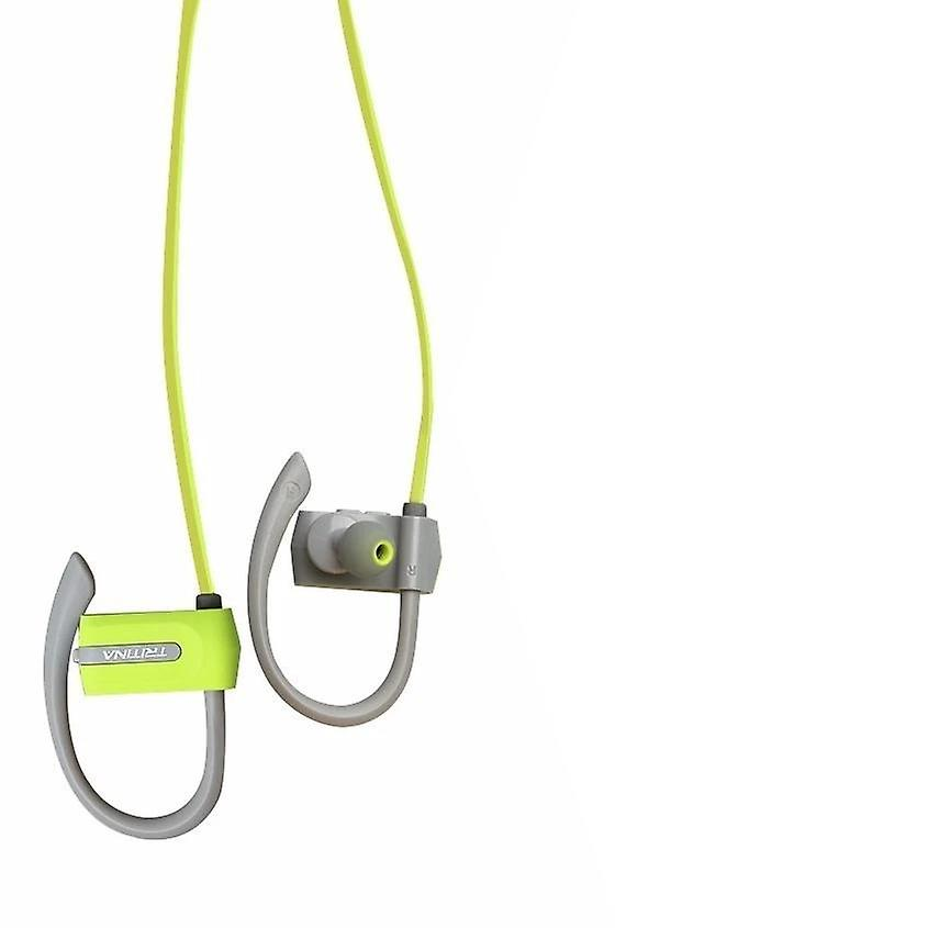 Sports Headphone in Ear, Sweat-proof Bluetooth Earphones w/ Mic,HD Stereo for Fitness Running