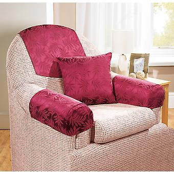 Chums Richmond Chair Backs & Arm Backs Furniture Protectors Cushions Covers