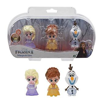 Disney Frozen 2 Whisper & Glow Triple Pack Sortiment