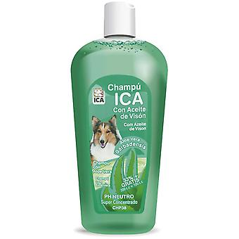 Ica Oil Shampoo Mink 400 Aloe Vera (Dogs , Grooming & Wellbeing , Shampoos)