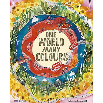 One World Many Colours by Lerwill & Ben