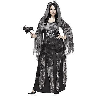 Dark Bride Adult Costume
