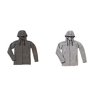 Stedman Mens Active Power Fleece Jacket