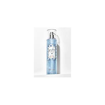 (2 kpl) Kylpy- ja vartaloteokset Gingham Diamond Shimmer Mist 8 fl oz / 236 ml