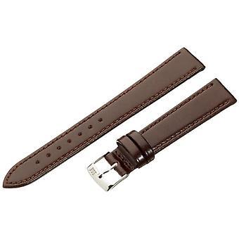 Morellato bracelet de cuir 16 mm homme Orange SYDNEY A01U1564220034CR16