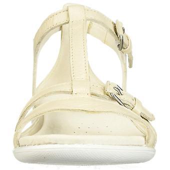 Ecco Schuhe Damen Frauen's Flash T-Strap Gladiator Sandale