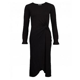 Saint Tropez Long Sleeved Midi Dress