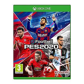 Pro Evolution Soccer PES 2020 Xbox One Spiel