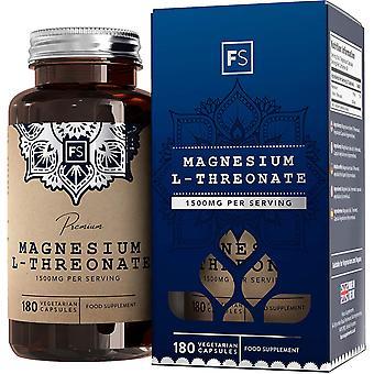 Magnesium L-Threonate (500mg) 90 Capsules