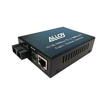 Alloy Ac1000 Series Gigabit Fibre Sc Converter 10Km