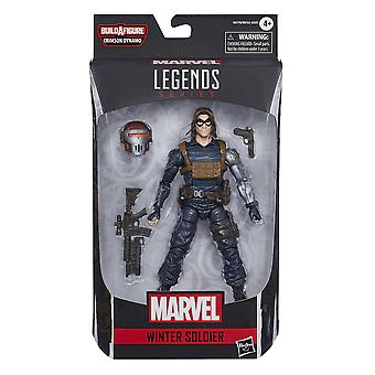 Marvel Legends Winter Soldier 6 Inch actiefiguur