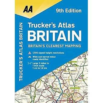 AA Truckers Atlas Britain