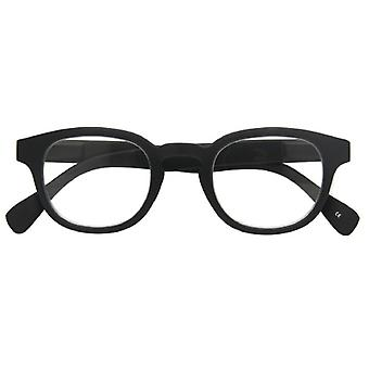Croon Montel Reading Glasses These reading glasses Croon is very trendy and simple. The strength of these glasses is that they look good on everyone, even on you! It is light and very comfortable to wear. The frame is loaded with spring-loaded feet