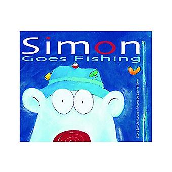 Simon Goes Fishing - Story Book by Olivia Hardy - 9789383222537 Book