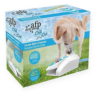 AFP Drinker Garden Fountain For Dogs Chill Out (Dogs , Bowls, Feeders & Water Dispensers)