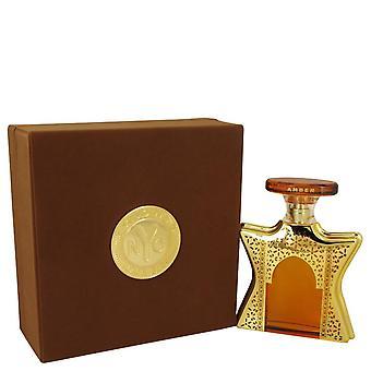 בונד מס ' 9 דובאי ענבר ותרסיס parfum באיגרת חוב no. 9 539713 100 ml