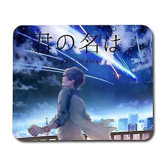 Anime Your Name Taki Tachibana MousePad
