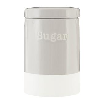 Premier Housewares Jura açúcar vasilha, cinzento