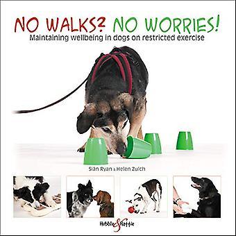 Geen wandelingen? Geen nood! - Behoud van welzijn bij honden op beperkte ex