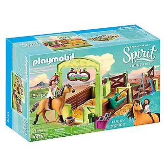 Playset Spirit Riding Free Playmobil 9478 (57 pc's)