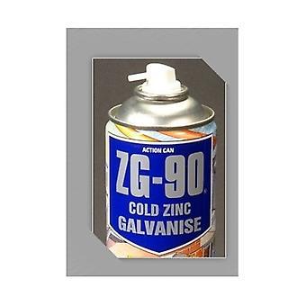 ZG-90 froid Zinc galvanisation Spray 500ml