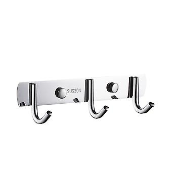 YANGFAN Coat Hook Rack Wall Mount Stainless Steel Hanger