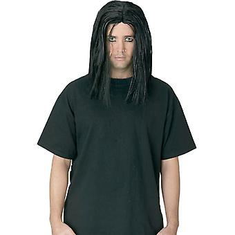 Wig Sinister Young Man For Halloween