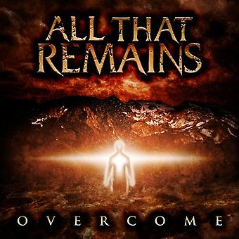All That Remains - Overcome [CD] USA import