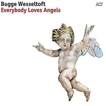 Bugge Wesseltoft - importazione USA Everybody Loves Angeli [CD]