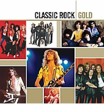 Classic Rock Gold - Classic Rock Gold [CD] USA import