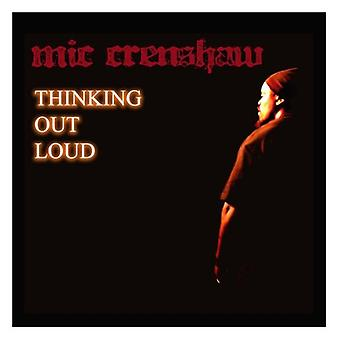 Mic Crenshaw - Thinking Out Loud [CD] USA import