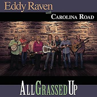Raven*Eddy - All Grassed Up [CD] USA import