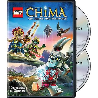 Lego: Legends of Chima: Season 1-Part 2 [DVD] USA import
