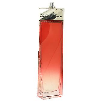 Subtil Eau De Parfum Spray (Tester) By Salvatore Ferragamo 3.4 oz Eau De Parfum Spray