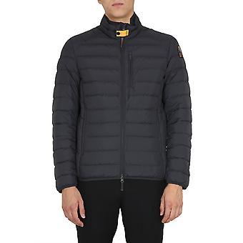 Parajumpers Pmjcksl04p36765 Men's Grey Nylon Down Jacket