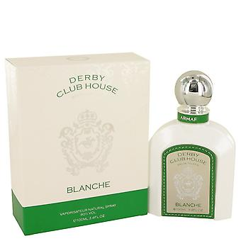 Armaf Derby Blanche White by Armaf Eau De Toilette Spray 3.4 oz / 100 ml (Men)